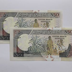 Banknotes Somaliaand