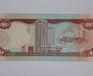 Banknotes Trinidad