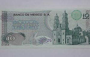 Banknotes Mexico