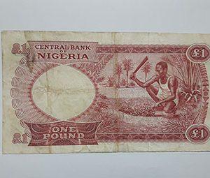 Banknotes Nigeria