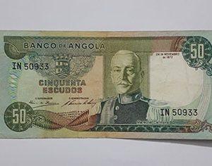 Banknotes Angola