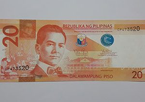 Banknotes philippines