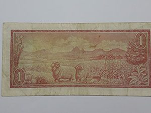 Banknotes Africa