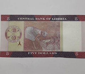 Banknotes liberia