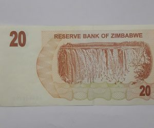 Banknotes zimbabwe