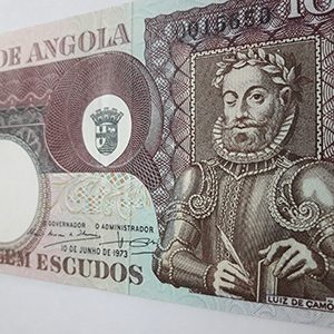 َ angola Banlnotes