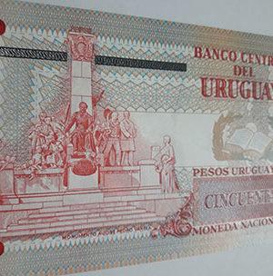Uruguau 1Banknotes