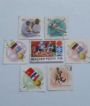 7-digit external stamp
