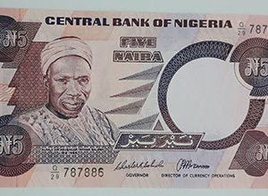 Beautiful and very rare foreign banknotes in Nigeria, quality banking-tfb
