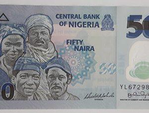 Nigeria beautiful polymer banknotes-qgz