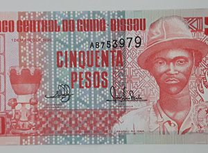 Guinea foreign banknotes Banking quality 1990-egc