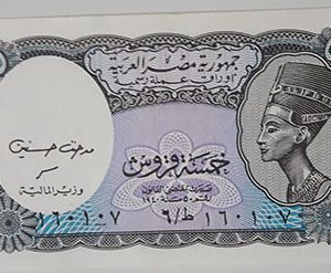 Foreign currency of Egypt-qlz