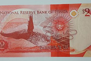 Tonga well-designed and colorful foreign banknotes (banking quality)-bgb