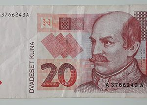 Croatian foreign currency in 1993-ddc