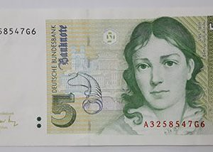 Extremely rare and valuable foreign banknotes from Germany-rqq