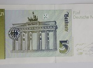 Extremely rare and valuable foreign banknotes from Germany-qrq