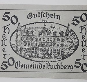 Foreign banknotes of Net Gold Germany-tii