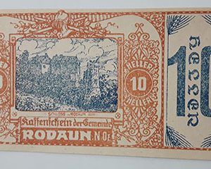 Foreign banknote of the beautiful design of Net Gold in Germany-pzz