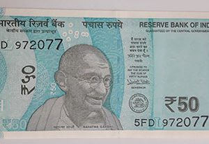 Foreign banknotes of India Banking quality-ioo
