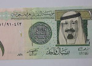 Saudi foreign banknotes (banking quality)-tyu