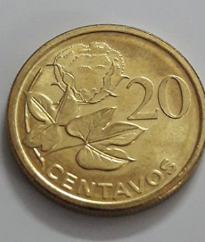 Foreign coin of beautiful design of Mozambique in 2006-apm