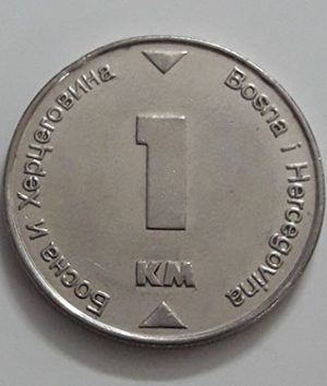 Bosnian foreign currency 2000-cyg