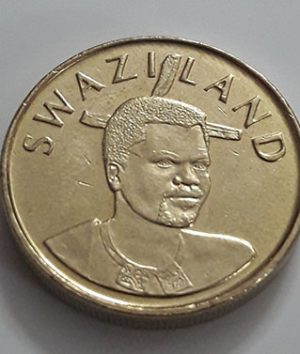 The beautiful and rare foreign coin of Swaziland in 2008-xso