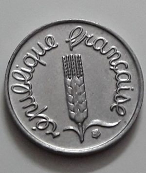 Foreign currency of France, unit 1, 1968-drv