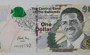 Bahamas Foreign Banknotes (Banking Quality)-dki