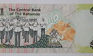 Bahamas Foreign Banknotes (Banking Quality)-ikd