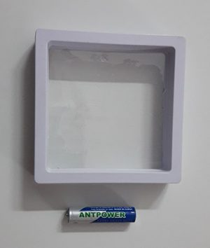 Stylish and beautiful frame for holding coins for decoration-bnm