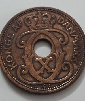 Foreign currency of Denmark, unit 5, 1927-dad