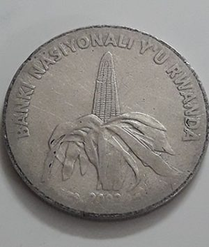 Rwanda foreign currency 2002-qii