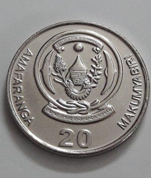 Rwanda foreign currency 2009-wzz