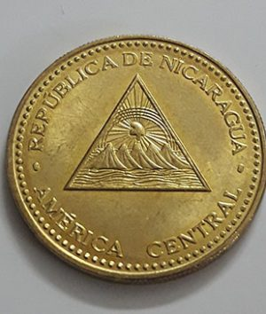 Nicaragua Foreign Coin 2007-wmm
