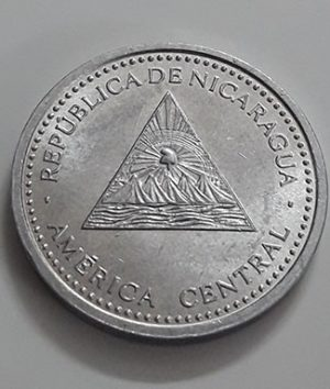 Nicaraguan Foreign Currency Unit 10 2007-waa