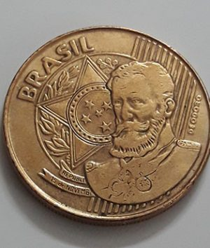 Foreign currency of Brazil, unit 25, 2010-rty