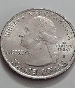 2004 US State Quarter Collectible Commemorative Coin-wuw