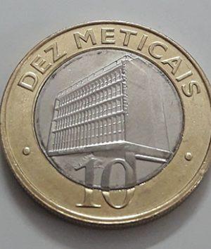 Mozambique rare design collectible foreign coin of 2006-yee