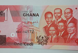 Ghana foreign banknotes, very beautiful design in 2015 (m)-qbb
