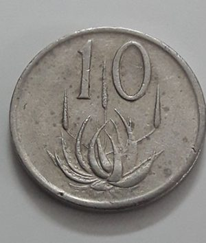 South African coin of 1983-thh