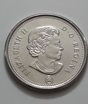 10 cents foreign currency of Canada, very beautiful design of 2016-tpp