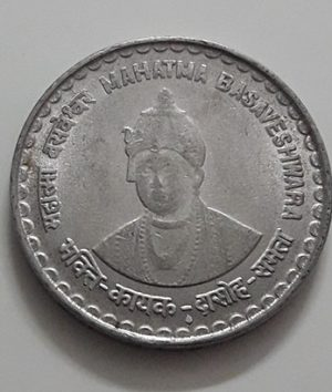 Foreign commemorative coins of India Rare type of banking quality-yqq