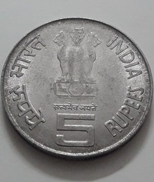 Foreign commemorative coins of India Rare type of banking quality-qyq