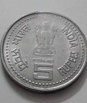 Foreign commemorative coin of the rare brigade of India-zuz