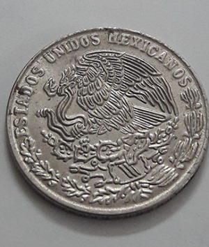 Foreign currency of Mexico 1979-yuy