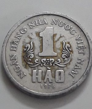 Foreign currency of Vietnam in 1976-mim