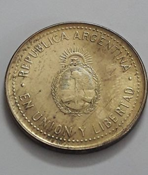 Argentina 2011 foreign currency-iss