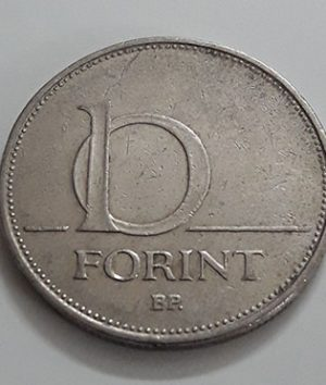 Foreign currency of Hungary, unit 10, 1994-qaw