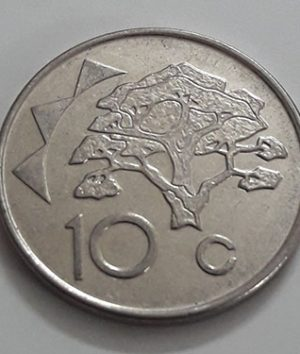 A very rare foreign coin of Namibia in 2012-sjj